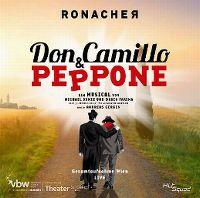 Cover Musical - Don Camillo & Peppone [Original Cast Wien]